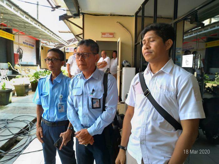 ADA 32 Meteran Air PDAM Bandarmasih Dicuri, Dilaporkan ke Polresta dan Bukin Sayembara Penangkapan