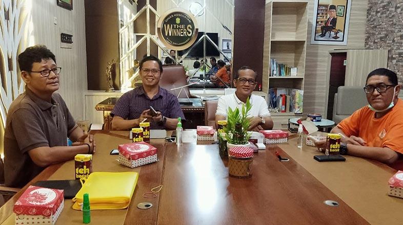 DISINFEKTAN Gratis yang Disediakan PDAM Bisa Diambil di Kecamatan