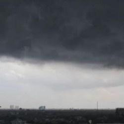 KALSELTENG Berpotensi Diterpa Hujan Lebat Disertai Angin Kencang