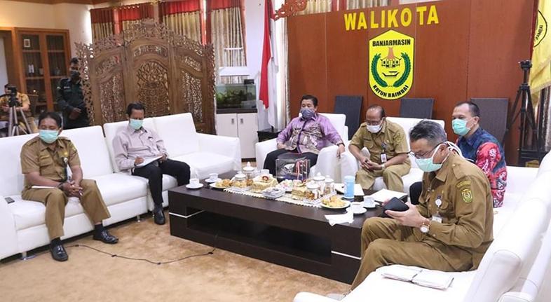 SIAP Tampung Pasien COVID-19, RS Sultan Suriansyah