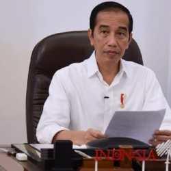 MANAJEMEN PSBB Harus Saling Terhubung Seperti Jabodetabek, Pinta Jokowi