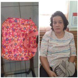 KAWANAN Perempuan Beraksi Mencopet Dompet Pengunjung Pasar
