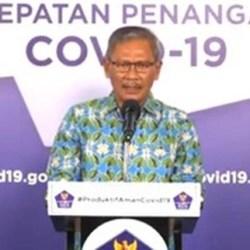 POSITIF COVID-19 di Indonesia Bertambah 1.041, Kalsel 66 Kasus Baru