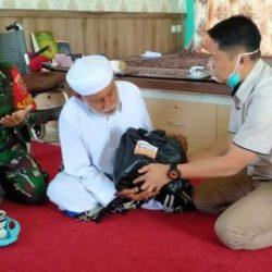 MAJELIS TAQLIM di Guntung Papuyu Didatangi Anggota Intelkam Polda Kalsel