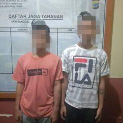 GILIRAN Rekan si Penikam Kasus di  Cafe Arwana Diringkus