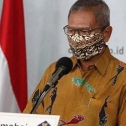 POSITIF COVID-19 Indonesia Tembus 54 Ribu, Tambah 1.198 Kasus Baru, Kalsel 73