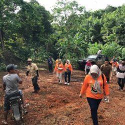 TIM BAKSOS Polda Kalsel Sebarkan Paket di Dua Kecamatan Tapin