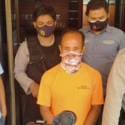 SEORANG PEMBUNUH Ditangkap di Dalam Truk di Pelabuhan Trisakti Ingin Kabur ke Jatim