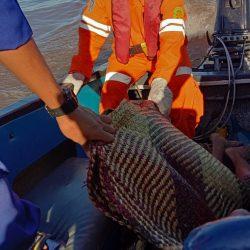 SEORANG Pemancing Ikan Ditemukan Tak Bernyawa
