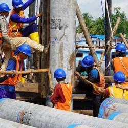 DIGENJOT Pembangunan Jembatan Gantung Pulau Bromo, Didesain Ikonik dan Futuristik