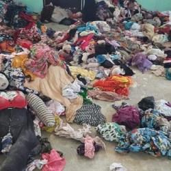 MASIH DIBURU Pria Pencuri Ribuan Pakaian Dalam Wanita di Kobar Kalteng
