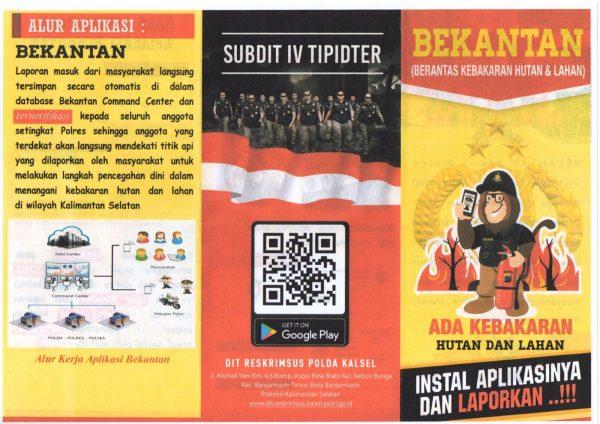 TERCATAT di Aplikasi Bekantan Ada 99  'Hotspot' di Wilayah Kalsel