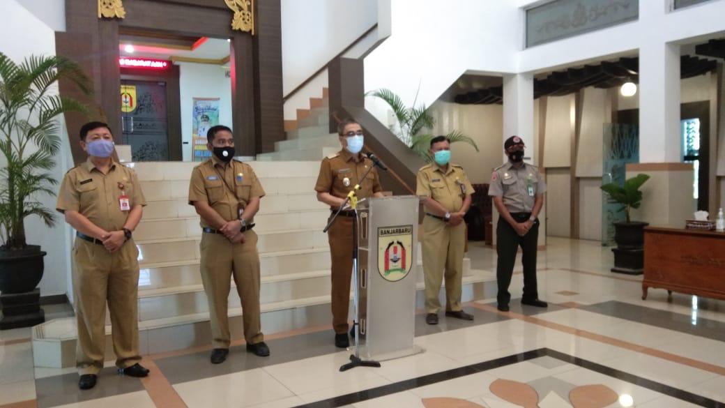 TUTUP DUA HARI Layanan Perkantoran di Banjarbaru