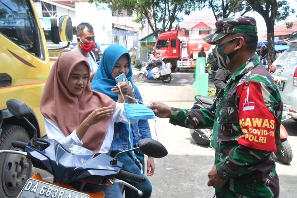 BESOK SANKSI Perwali Banjarmasin No 68/20 Diterapkan