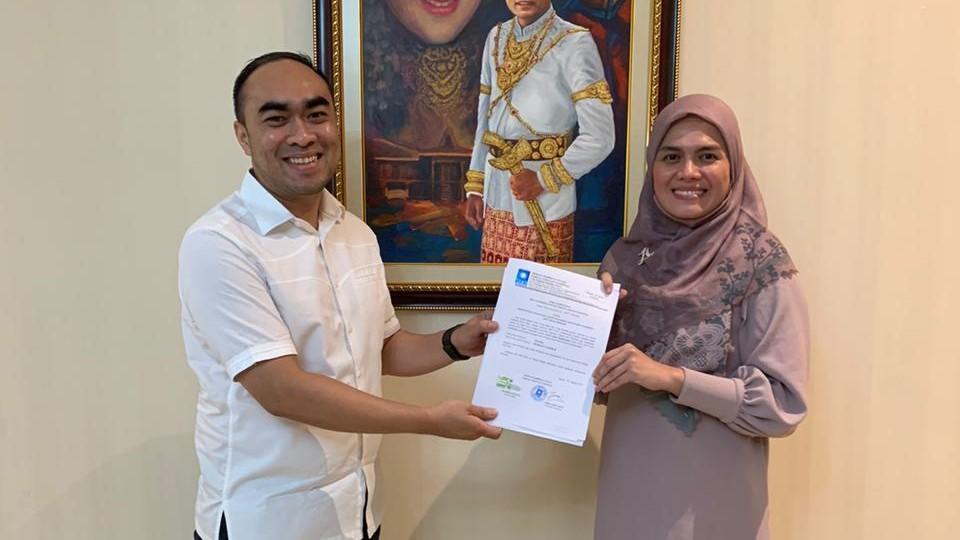 RESMI, Hj Ananda Terima Restu dari PAN Jadi Calon Walikota Banjarmasin di Pilkada 2020