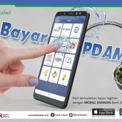 MOBILE BANKING Bank Kalsel Juga Layani Pembayaran Berbagai Tagihan, Mulai Samsat hingga PDAM