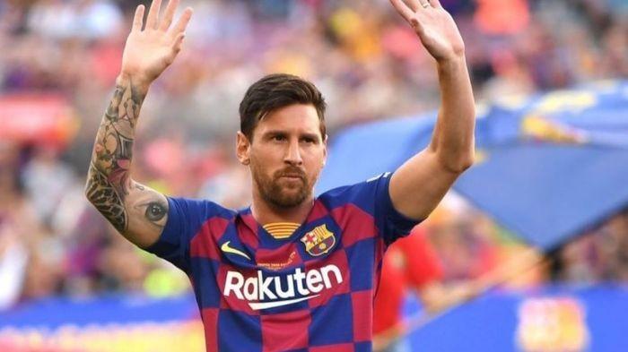 SATU SYARAT Messi Gabung ke Manchester City, Tapi Bukan Gaji