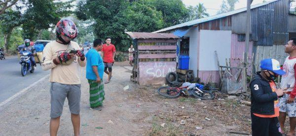 PENSIUNAN PNS Ditemukan Tak Bernyawa di Pinggir Jalan Setelah Tertinggal Gowes Bersama