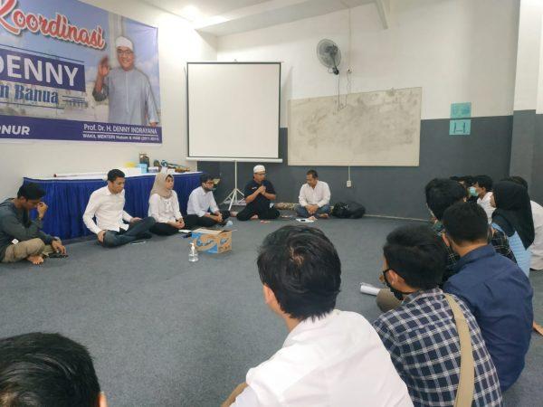TERDAPAT 60 Persen Pemilih Belum Tentukan Pilihan, Denny – Defri  Intip Peluang