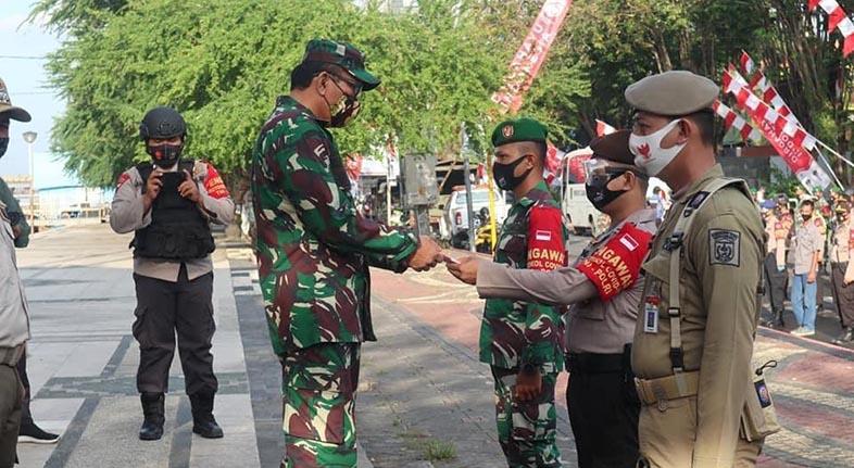 SEPEKAN LAGI di Banjarmasin Tak Pakai Masker Kena Sanksi, Sosialisasi Diluncurkan