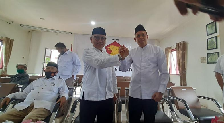 KEJUTAN, Haris Makkie-Ilham Nor Disokong Gerindra di Pilwali Banjarmasin 2020
