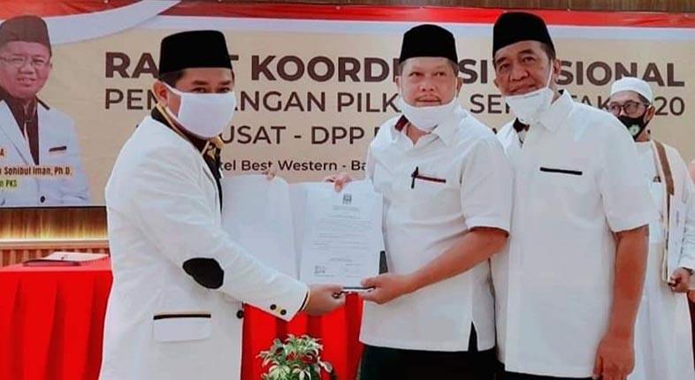 PETAHANA DITINGGALKAN, PKS Pilih Dukung Gusti Iskandar-Iwansyah di Banjarbaru
