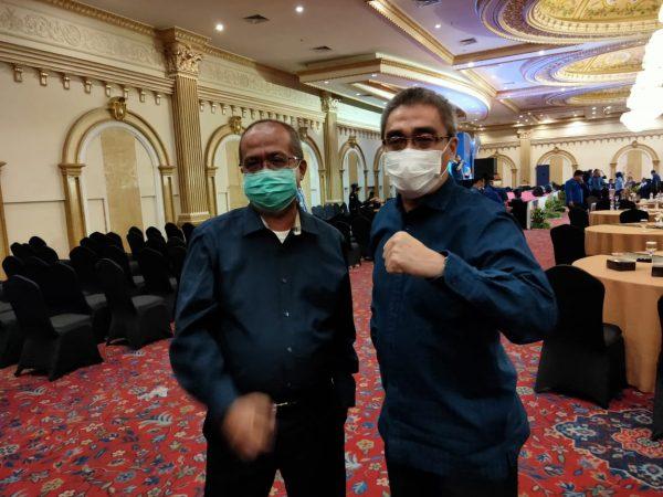 TERIMA SK dari Nasdem, Martinus – Jaya Didukung 7 Kursi DPRD Banjarbaru