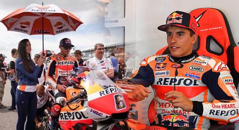MARQUEZ ABSEN, Stefan Bradl Gantikannya di MotoGP Ceko