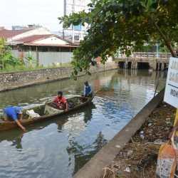 DLH GELAR Lomba Maharagu Sungai, Sambut World Cleanup Day di Banjarmasin