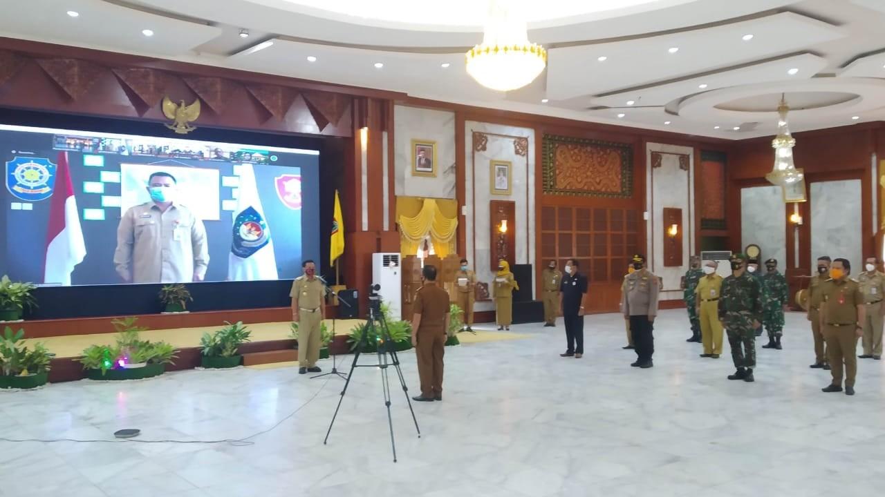 PJS WALIKOTA BANJARBARU Diisi Pejabat Kementerian, Sekda Kota: Ini Istimewa