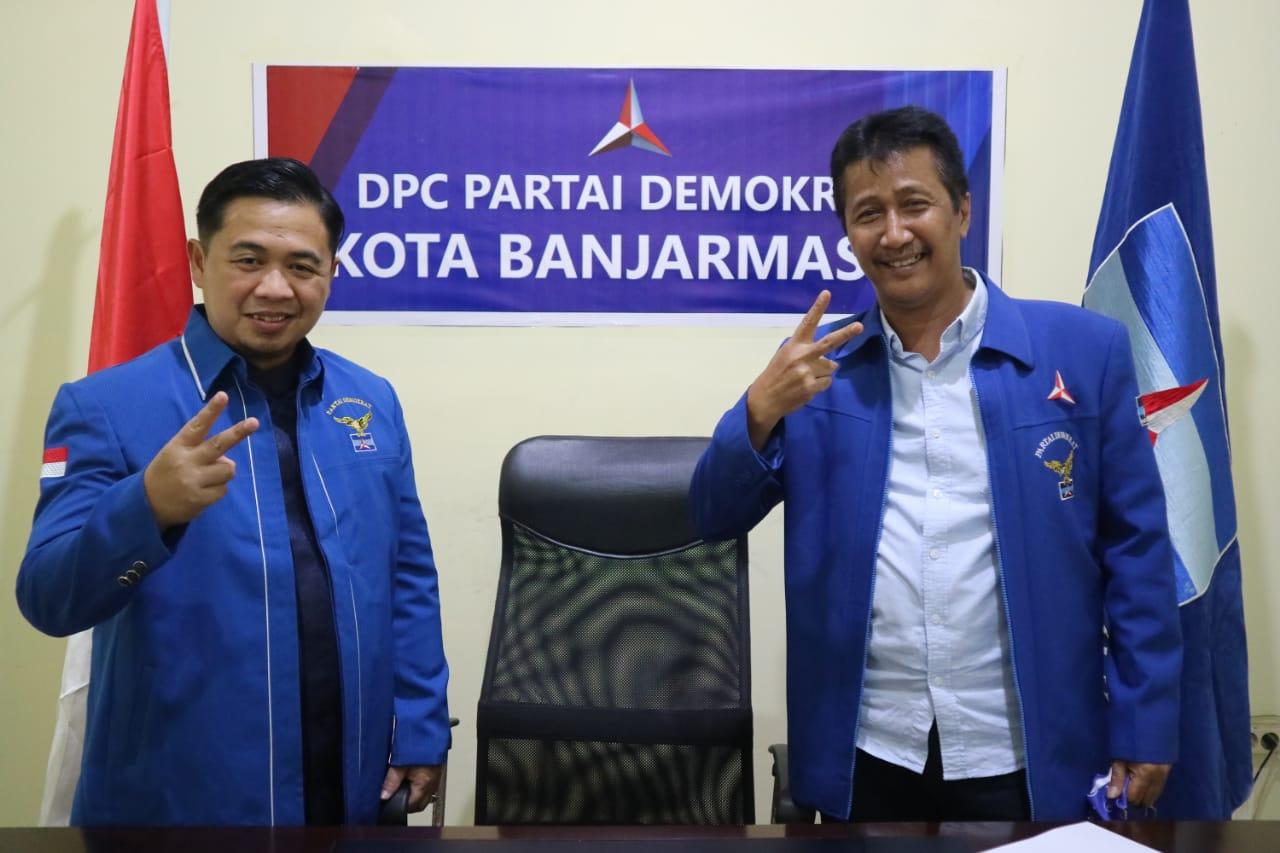 SIAP Demokrat Menangkan Pasangan Ibnu-Arifin di Pilwali Banjarmasin