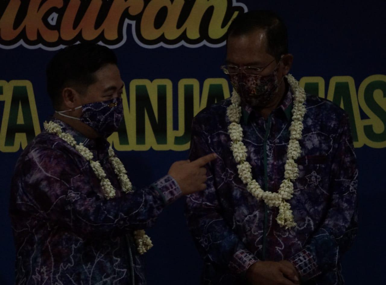IBNU PAMIT di Malam Syukuran Harjad Kota Banjarmasin ke-494