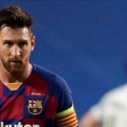 PENGKHIANATAN TERBESAR dalam Sejarah Sepak Bola Tudingan Ditujukan pada Messi