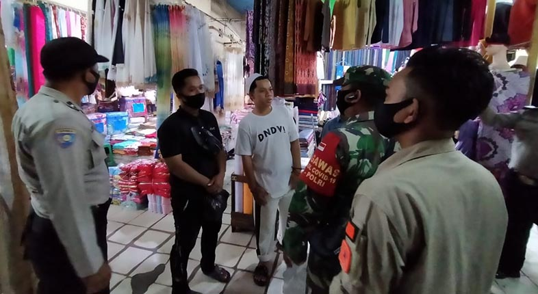 TERJARING RAZIA 36 Warga Banjarmasin Tanpa Masker, Penegakan Perwali 68 Diperpanjang