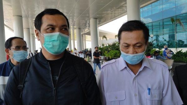 TIBA di Banjarbaru, Aditya Menyatakan Siap Lanjutkan Tahapan Pencalonan