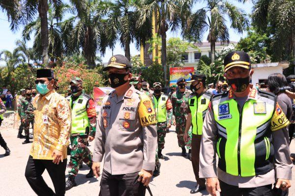 INGAT MASKER dan Gubernur Kalsel Tegaskan Jangan Main-main dengan Corona