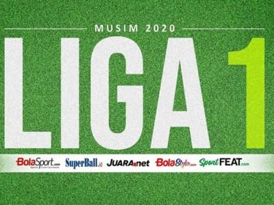 DITUNDA LAGI Liga1 dan 2 2020 Resmi Kembali