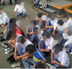 MKKS – PARA KEPALA SMA Sepakat Larang Anak Didik Ikut Demo