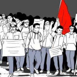 KALANGAN Akademis dan Kadisdik Kalsel Tegaskan Siswa Tingkat Dasar Sampai Menengah Wajib Dilarang Ikut Demo
