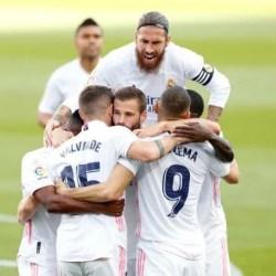 EL CLASICO, Barca Babak Belur Dihajar Madrid 1-3