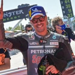 PENUH DRAMA di MotoGP Teruel 2020, Franco Morbidelli Sabet Kemenangan Kedua