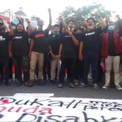 MERASA KECEWA, BEM SEKA Suarakan Sumpah Duka Pemuda Indonesia
