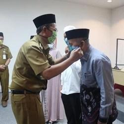TC DIIKUTI 58 Kafilah, H Hermansyah Berpesan Selalu Syiarkan Alqur'an