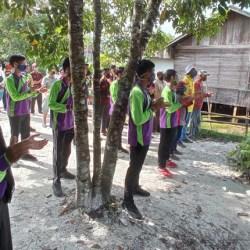IKONIK Loksado sampai Wisata Batu Malang Dibangun di Sungai Biuku