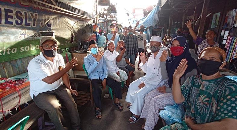 WARGA INI Ngaku Kagum di Pertemuan Pertama saat Ustadz Mushaffa Zakir Kunjungi Pemurus Baru