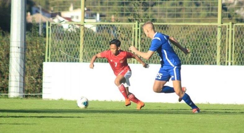 TIMNAS U-19 Tantang Pemuncak Klasemen Liga Kroasia, Usai Batal Uji Coba dengan Bosnia