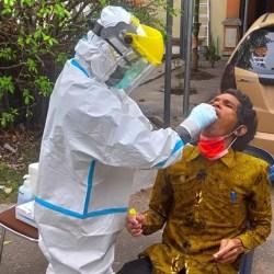 SEBARAN Virus Corona di Indonesia 4.432 Kasus Baru, Kalsel Nihil