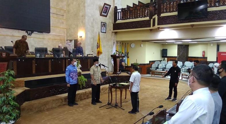 DPRD KALSEL Gelar Gladi Bersih PAW Anggota
