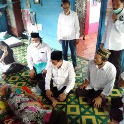 WARGA SAKIT – RUMAH REOT Jadi Perhatian Zairullah Azhar dan Didoakan Jadi Bupati