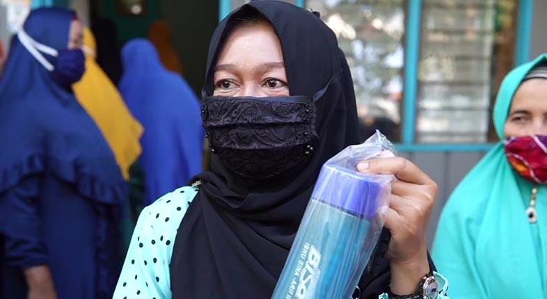 KASUS BARU Positif COVID-19 di Indonesia 2.696, Kalsel Sumbang 25